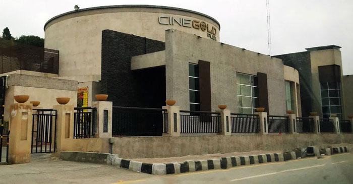 Cine Gold Plex Islamabad