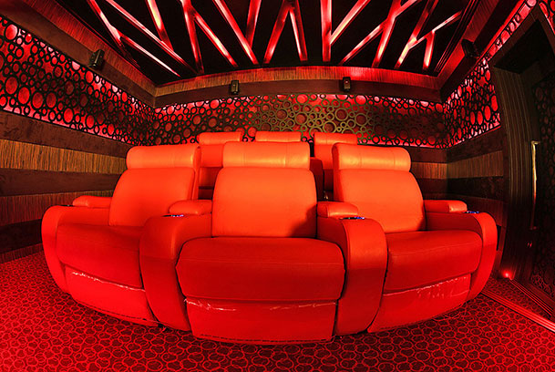 The Arena - VIP Lounge